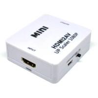 Saintholly Konverter HDMI to AV - ST-209