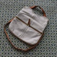Fossil Erin Foldover Clutch Shoulder Bag Authentic - SOLD