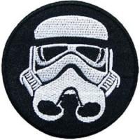 Patch Iron Patch Star Wars BW
