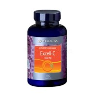 WELLNESS Excell-C 500 mg 60'S