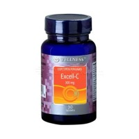 WELLNESS Excell-C 300 mg 30'S