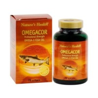 NATURE'S HEALTH Omegacor 75'S