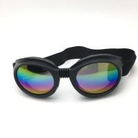 Kacamata Helm Model Pilot Skuter Klasik Retro Chip