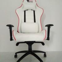 Vortex Series Gaming Chair Z Full white Series Kursi Gaming