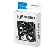 Deepcool Xfan 80 black - fan casing hitam 8cm