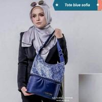 Natural Moms Tote Blue Turkey / Tas Asi Cooler Bag