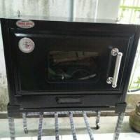 oven gas bima murah 8044+termo+loyang via ekpedisi