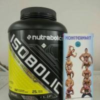 Nutrabolic ISOBOLIC 5 lbs - Whey Isolate Nutrabolic