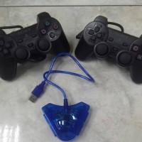 STIK / STICK / PS2 / PS 2 KW + CONVERTER DOUBLE