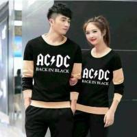 Sweater ACDC Black Mocha