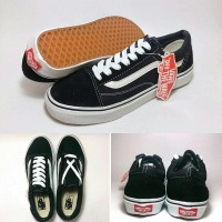 Sepatu Vans Old Skool Hitam Import