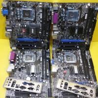 MotherBoard/ Mobo LGA 775 G41 MSI DDR 3 Onboard