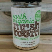 EARTH LIVING ORGANIC MUSHROOM SEASONING POWDER