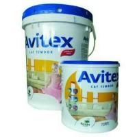 Avitex Emulsion 25kg / Cat Tembok Plafon Exterior Interior(Gojek OnLy)