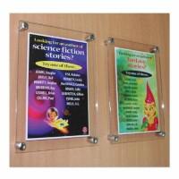 acrylic poster / wallframe A3