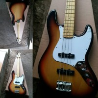 FENDER JAZZ BASS SB