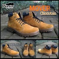 sepatu pioneer mover chocotan / sepatu murah / best seller / boots