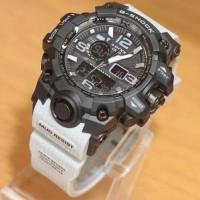 Jam Tangan Pria Casio G-shock MudResist Black Grey
