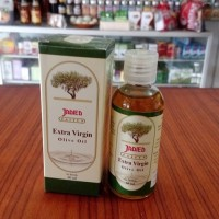 JADIED Zaitun Extra Virgin Olive Oil 60 ml - Minyak Zaitun 60ML