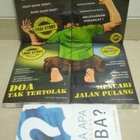 READY Tetralogi Saptuari ~ Kembali Ke Titik Nol (KKTN, BJT, MJP, DTT)
