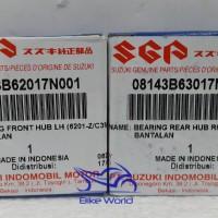 Bearing Roda Belakang Smash, Satria FU 6201-6301 Suzuki Genuine Parts
