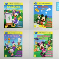 Buku aktivitas Disney Smart Beginning / activity book TK A-B