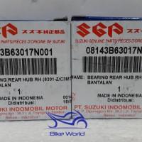 Bearing / Laher Roda Depan Satria FU 08143B63017N001 Suzuki Genuine