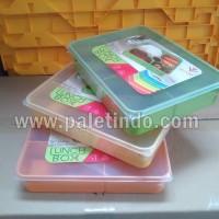"Kotak Makan - Lunch Box Victory - BPA Free"""