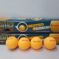 Bola Pingpong / Tenis Meja - Power Spin Beginer isi 6 (Original)
