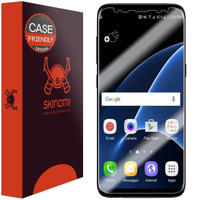 Skinomi TechSkin Screen Protector (Case Friendly) Samsung S8+ (1-Pack)