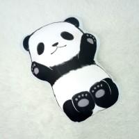 Bantal Boneka Plushie - Small Panda Hug