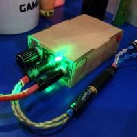 CMOY Portable Amplifier Rock Amp v2 + Bass Boost
