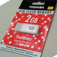 Flash Disk / Flash Memory / Flashdisk USB Toshiba 2GB