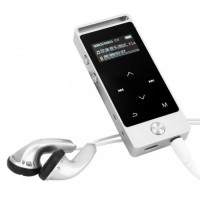 Benjie Mp3 Digital Audio Player Touch Screen 8GB with FM Radio