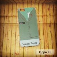 OPPO F3 CASE CUSTOM HP
