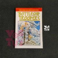 Komik Manga Bottleship Troopers by Zhiemay Batow