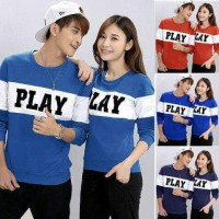 Baju Couple LP PLAY