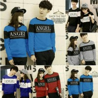 Baju Couple LP ANGEL
