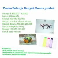Promo belanja Bonus barang