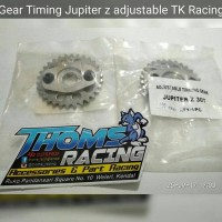 Gear timing jupiter  z adjustable TK RACING