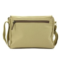 MENO MOA Sling Canvas Bag Laptop 12 inch - Khaki