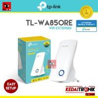 Wifi Extender/ Repeater TP-Link TL-WA850RE Penguat Signal TPLINK 850RE