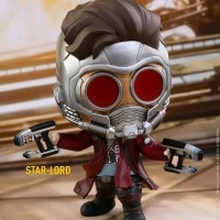 Hot Toys Cosbaby Bobble Head Guardian Galaxy 2 Star Lord
