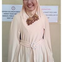 Jilbab Bergo Qimona / Kimono Raisa  Exclusive