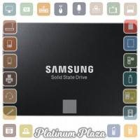 Samsung SSD 850 EVO 2.5 Inch SATA 500GB - MZ-75E-500BW`77FRHS-