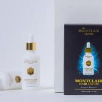 Montclair Hair Serum - Obat Penumbuh Rambut, Garansi Pasti Tumbuh