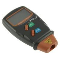 Alat Ukur Kecepatan Putaran. Digital Laser Infrared Tachometer RPM.