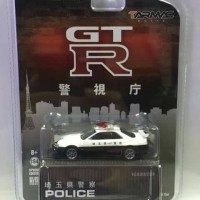 Greenlight Tarmac Nissan Skyline GT-R R34 Japan Police