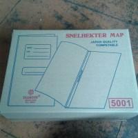 Diamond. Snelhekter Map 5001 Ukuran Folio F4. - Merah