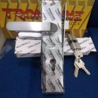 1 Set Kunci Pintu Besar Trontone T96 Np | Handle Pintu | Bellucci